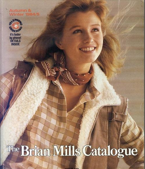 1984-1985 Brian Mills Autumn/Winter