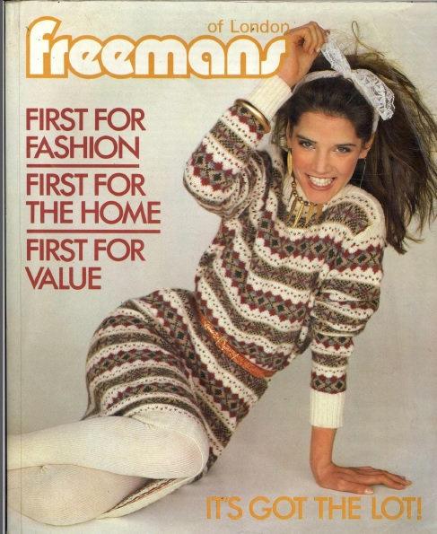 1981-1982 Freemans Autumn/Winter