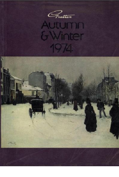 1974-1975 Grattan Autumn/Winter