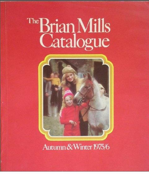 1975-1976 Brian Mills Autumn/Winter