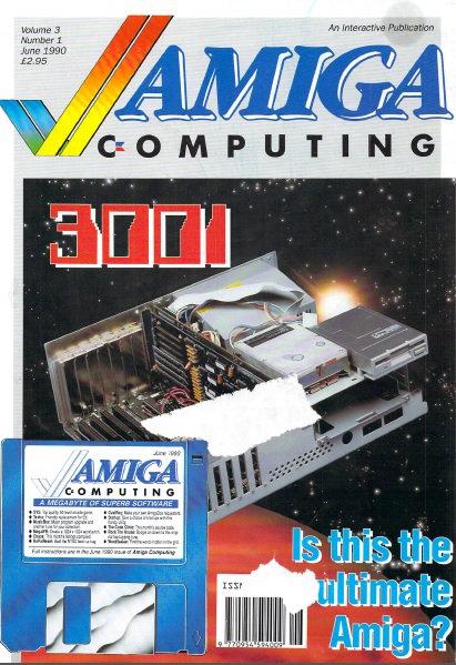 Amiga Computing June 1990