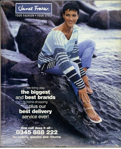 1997 Janet Frazer Spring/Summer