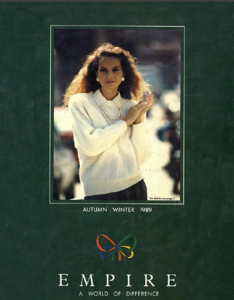 1989-1990 Empire Stores Autumn/Winter