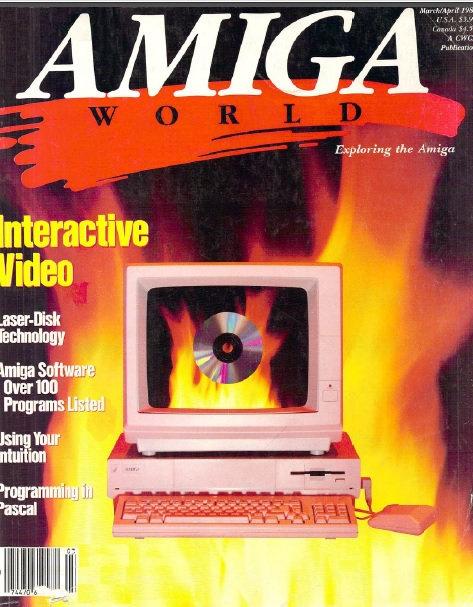 Amiga World Mar/Apr 1986