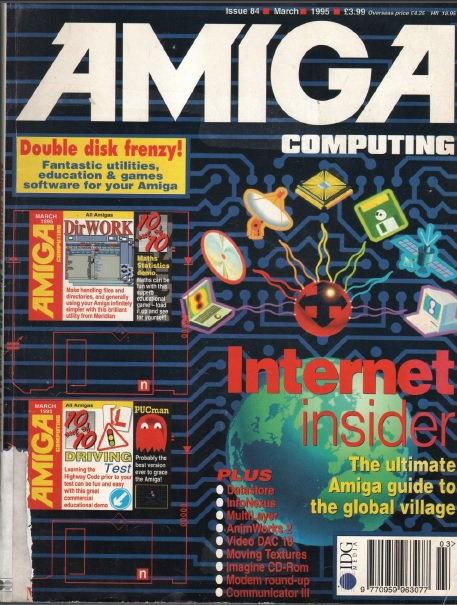 Amiga Computing Mar 1995