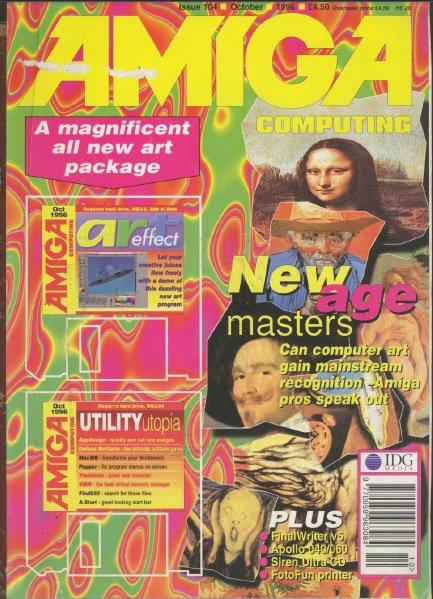 Amiga Computing Oct 1996
