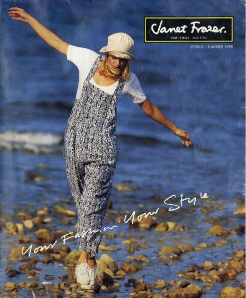 1995 Janet Frazer Spring/Summer
