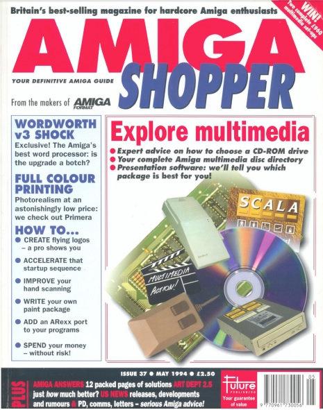 May 1994 Amiga Shopper