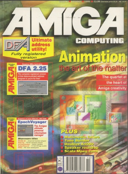 Amiga Computing Oct 1995
