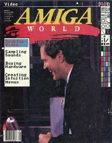 Amiga World Jan/Feb 1987