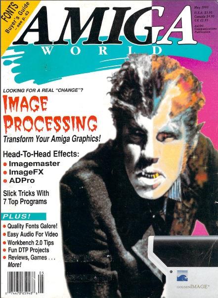 Amiga World May 1993