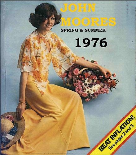 1976 John Moores Spring/Summer