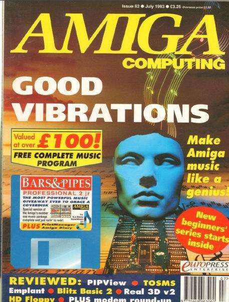 Amiga Computing July 1993