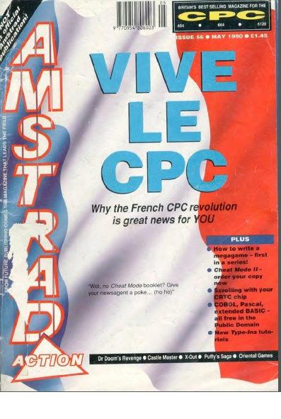 Amstrad Action May 1990