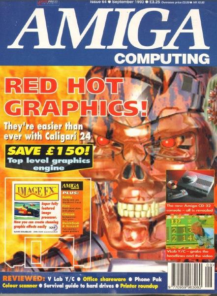 Amiga Computing Sep 1993