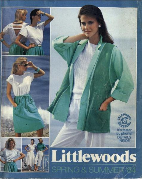 1984 Littlewoods Spring/Summer