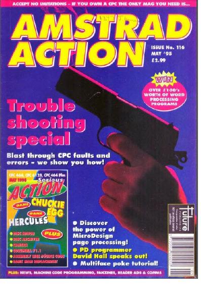 Amstrad Action May 1995