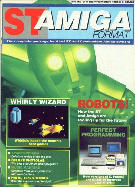 ST Amiga Format Sep 1988