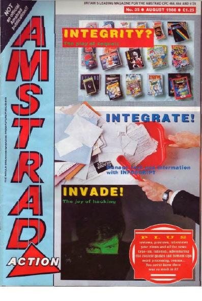 Amstrad Action Aug 1988