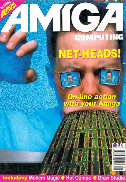 Amiga Computing Jan 1997