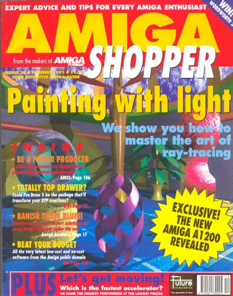 December 1992 Amiga Shopper