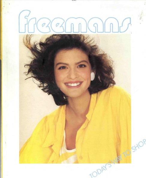 1986 Freemans Spring/Summer