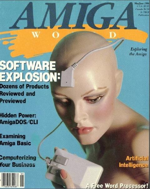 Amiga World May/June 1986