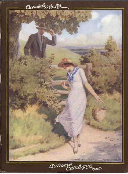 1936 Oxendales Autumn