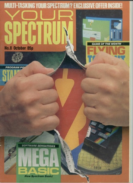 Your Spectrum Oct 1984