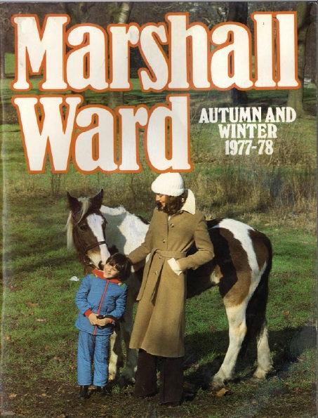 1977-1978 Marshall Ward Autumn/Winter