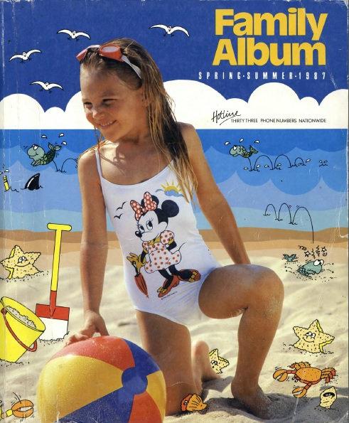 1987 Family Album Spring/Summer