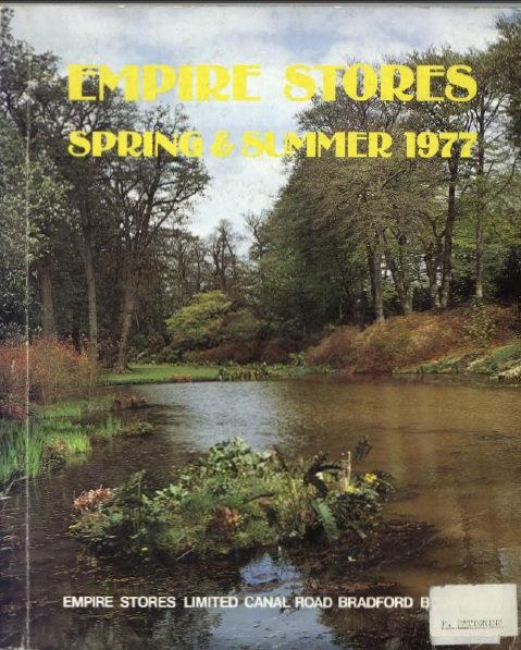 1977 Empire Stores Spring/Summer