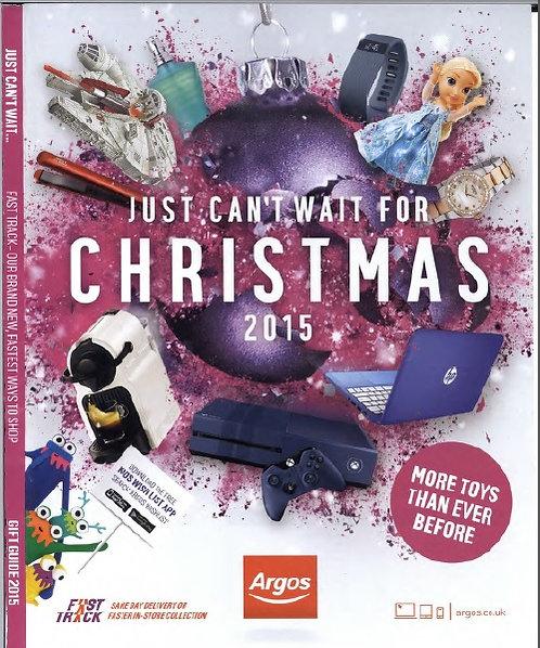 2015 Argos Christmas