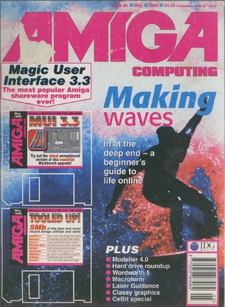 Amiga Computing May 1996