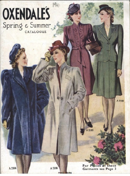 1941 Oxendales Spring/Summer