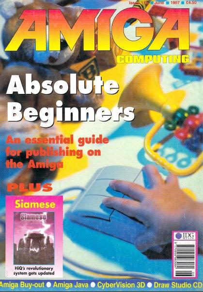 Amiga Computing June 1997