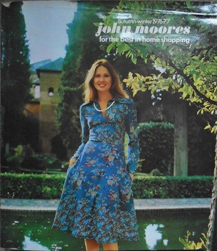 1976-1977 John Moores Autumn/Winter