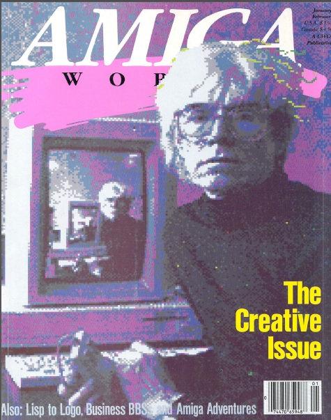 Amiga World Jan/Feb 1986