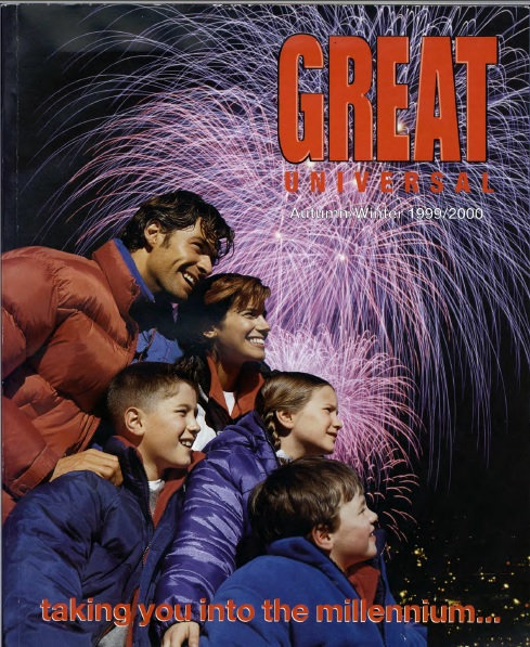 1999-2000 Great Universal Autumn/Winter