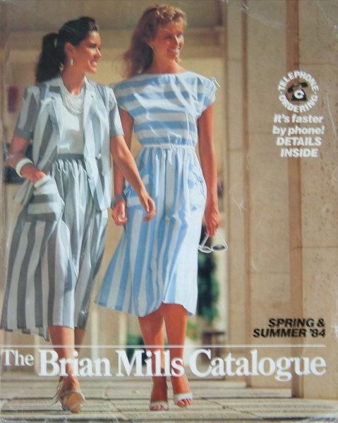 1984 Brian Mills Spring/Summer