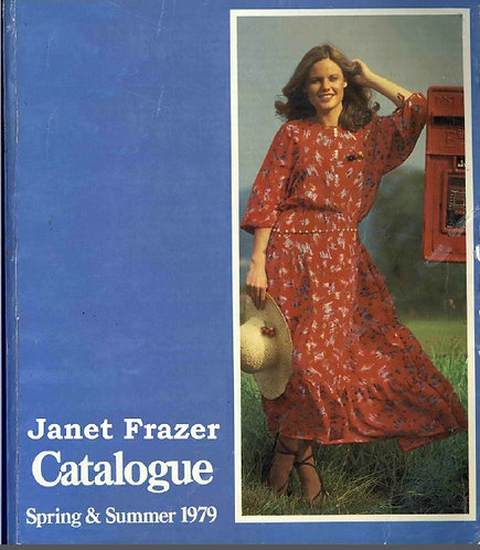 1979 Janet Frazer Spring/Summer