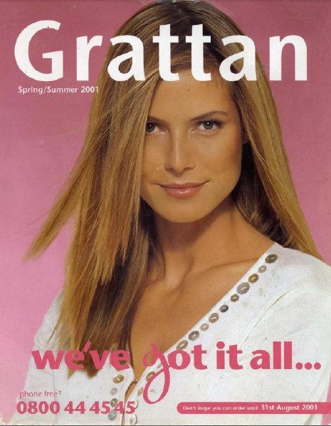 2001 Grattan Spring/Summer