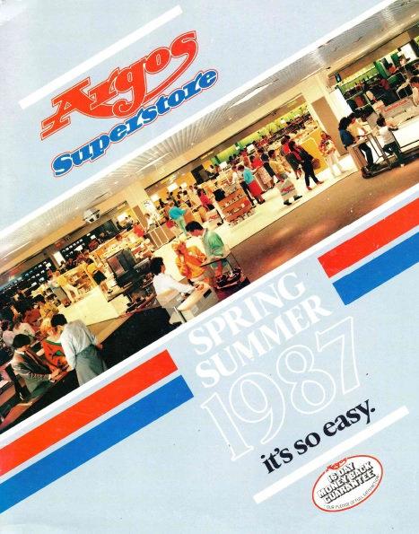 1987 Argos Spring/Summer