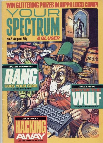 Your Spectrum Aug 1984