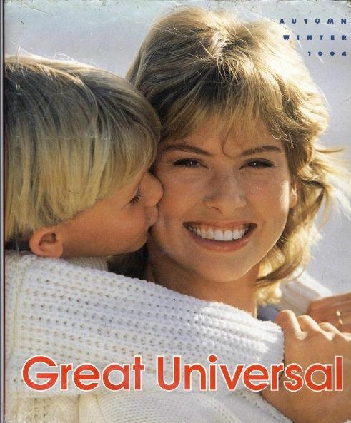 1994-1995 Great Universal Autumn/Winter