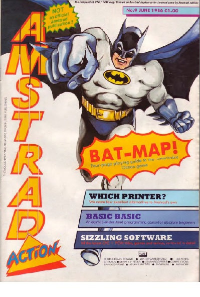 Amstrad Action June 1986