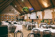 Provenance Wines Barrel Hall