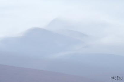 Clouds over Canisp