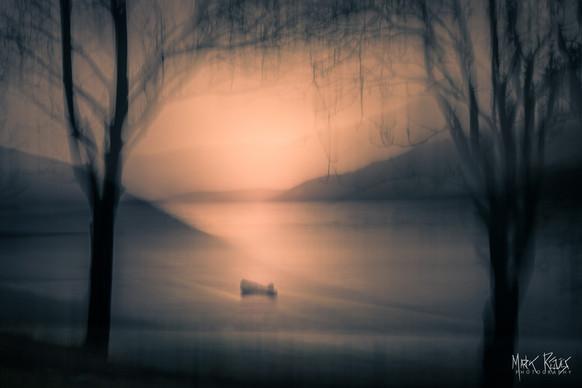 Loch Broom in winter