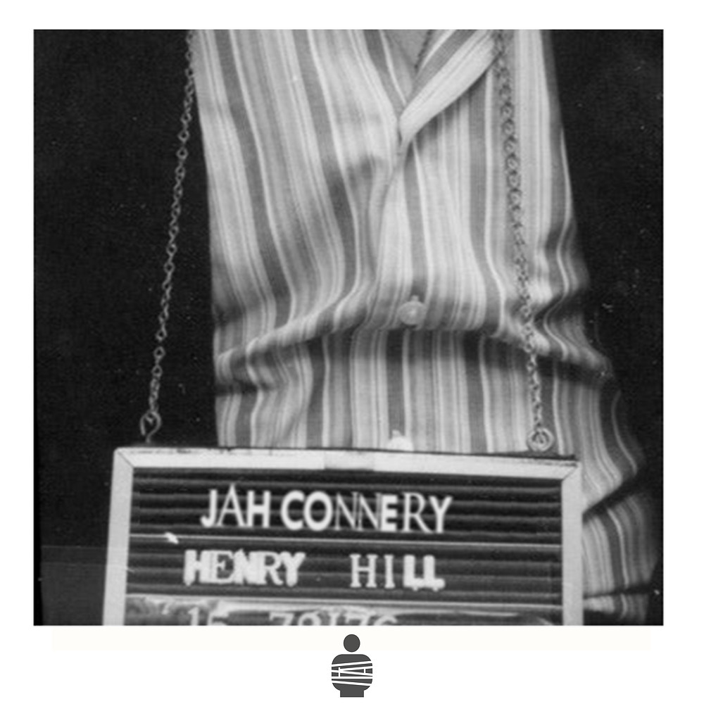 Album artwork for Jah Connery's conceptual hip hop EP Henry Hill